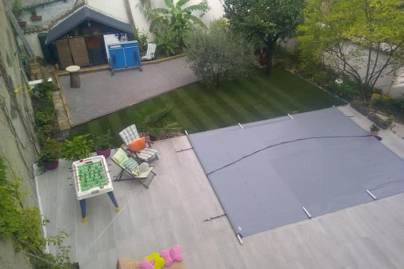 Rénovation d'une piscine 8.00 x 4.00m